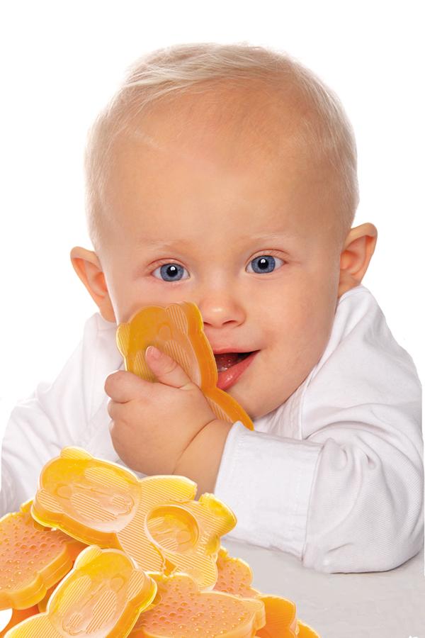 Bolesne ząbkowanie domowe sposoby. 5 pomysłów na trudny okres