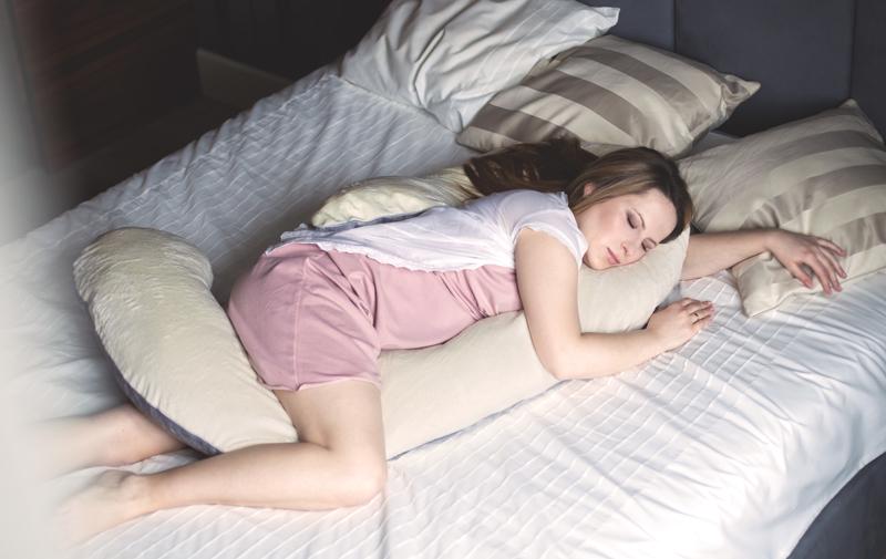 Jestem w ciąży, jak zdrowo spać i odpoczywać?