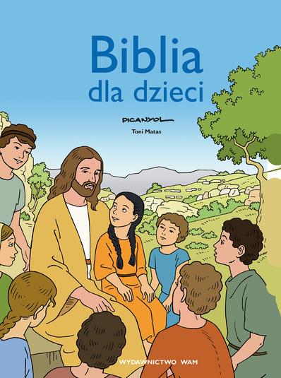 BIBLIA DLA DZIECI – KOMIKS