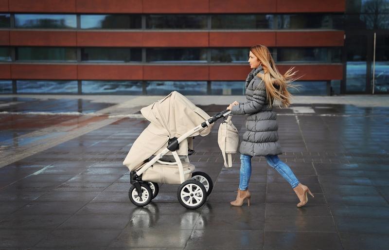 Wózek dziecięcy wielofunkcyjny